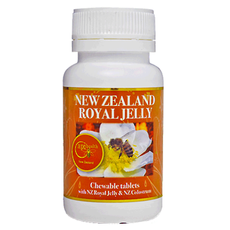 Royal Jelly Tablets 60 x 1000 mg