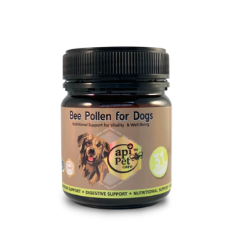 New Zealand Bee Pollen for Dogs