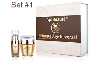 ApiBeaute' Gift Box with Serum and Ultra Lifting Firming Mask