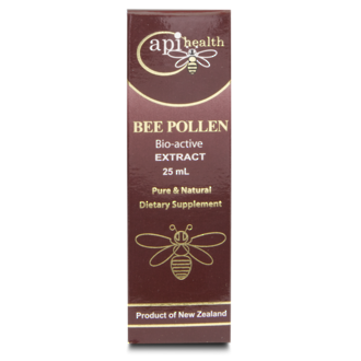 Bee Pollen Extract in box