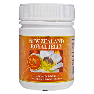Royal Jelly Tablets 120 x 1000 mg